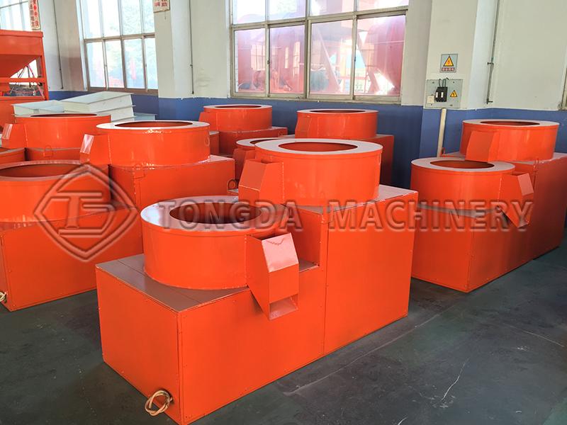 Grinding Equipment Fertilizer : Round polishing fertilizer granulator pelletizer for sale